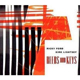 Reeds and keys, CD Digipack