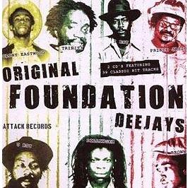 Original foundation deejays, CD