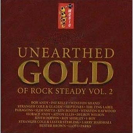 Unearthed gold of rock steady /vol.2, CD