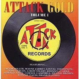 Attack gold /vol.1, CD