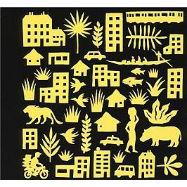 Kangaba-Paris, CD Digipack