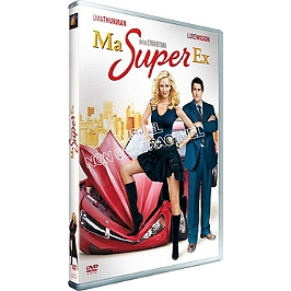 My super ex-girlfriend, Dvd