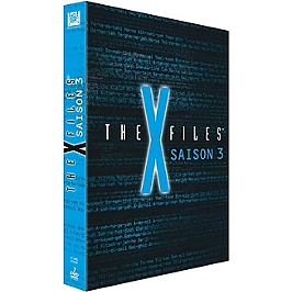 X-files, saison 3, Dvd