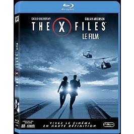 X-files - le film, Blu-ray