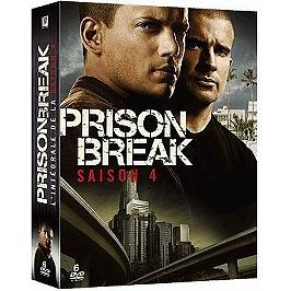 Prison Break, Saison 4, Dvd