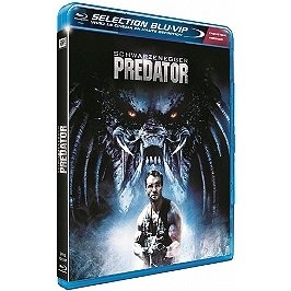 Predator, Blu-ray