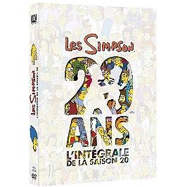 Les Simpson, saison 20, Dvd