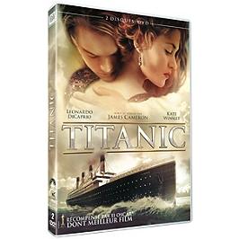 Titanic, Dvd