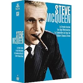 Coffret Steve McQueen 4 films, Dvd