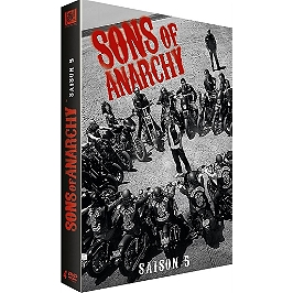 Sons of anarchy, saison 5, Dvd