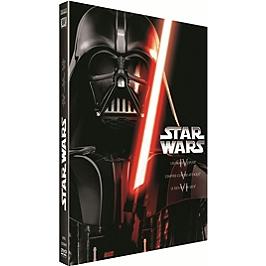 Coffret star wars trilogie : épisodes 4 à 6, Dvd