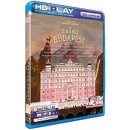 The Grand Budapest Hotel, Blu-ray