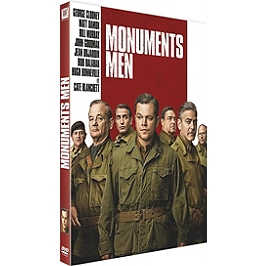 Monuments men, Dvd