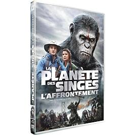 La planète des singes 2 : l'affrontement, Dvd