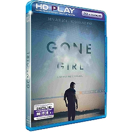 Gone girl, Blu-ray