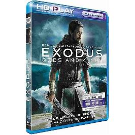 Exodus, gods and kings, Blu-ray
