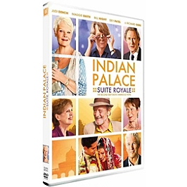 Indian palace 2 : suite royale, Dvd