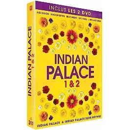Coffret Indian Palace 2 films : Indian Palace : suite royale, Dvd