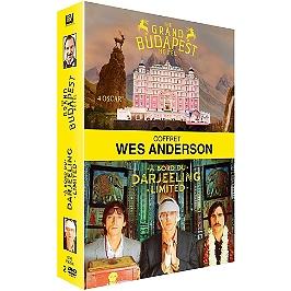 Coffret Wes Anderson 2 films : the Grand Budapest Hotel ; à bord du Darjeeling Limited, Dvd