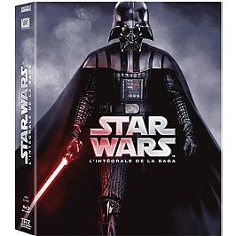 Coffret intégrale star wars, Blu-ray