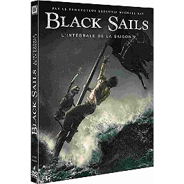 Coffret black sails, saison 2, Dvd