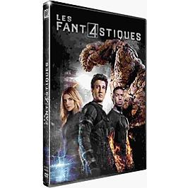 Les 4 fantastiques, Dvd
