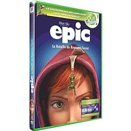 Epic, la bataille du royaume secret, Dvd