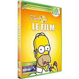 Les Simpsons, le film, Dvd
