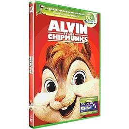 Alvin et les chipmunks 1, Dvd