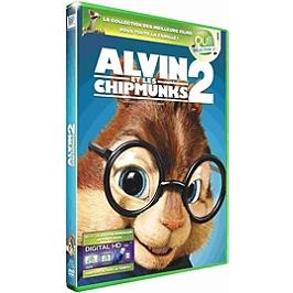 Alvin et les chipmunks 2, Dvd