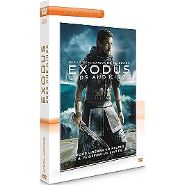 Exodus, gods and kings, Dvd