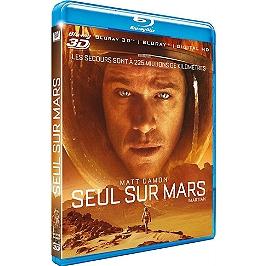 Seul sur Mars, Blu-ray 3D