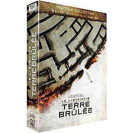Le labyrinthe 2 : la terre brûlée, édition collector, Blu-ray