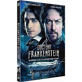 Docteur Frankenstein, Dvd