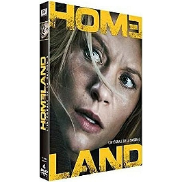 Coffret homeland, saison 5, Dvd