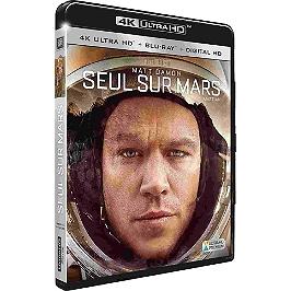 Seul sur Mars, Blu-ray 4K
