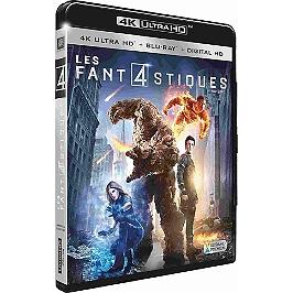 Les 4 fantastiques, Blu-ray 4K