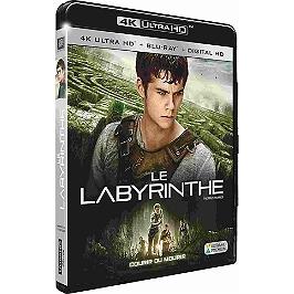 Le labyrinthe, Blu-ray 4K