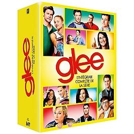 Coffret intégrale Glee, saison 1 à 6, Dvd