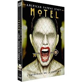 Coffret American horror story : hotel, Dvd