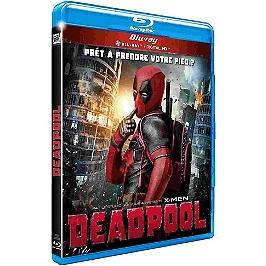 Deadpool, Blu-ray