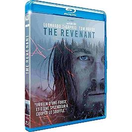 The revenant, Blu-ray