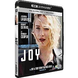 Joy, Blu-ray 4K