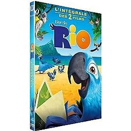 Coffret Rio 1 et 2, Dvd