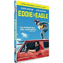 Eddie the eagle, Dvd
