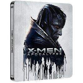 X-Men apocalypse, Blu-ray