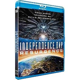 Independence day 2 : resurgence, Blu-ray
