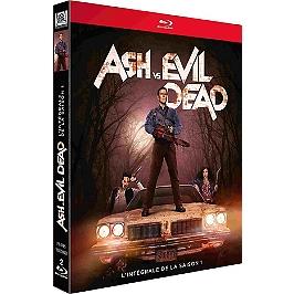 Coffret Ash vs evil dead, saison 1, Blu-ray