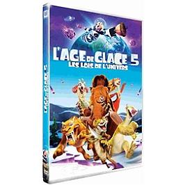 L'âge de glace 5 : les lois de l'univers, Dvd