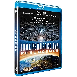 Independence day 2 : resurgence, Blu-ray 3D